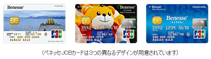 ベネッセJCBカード