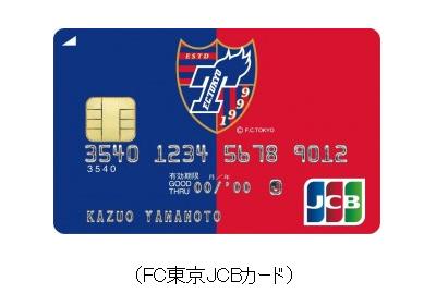 FC東京JCBカード
