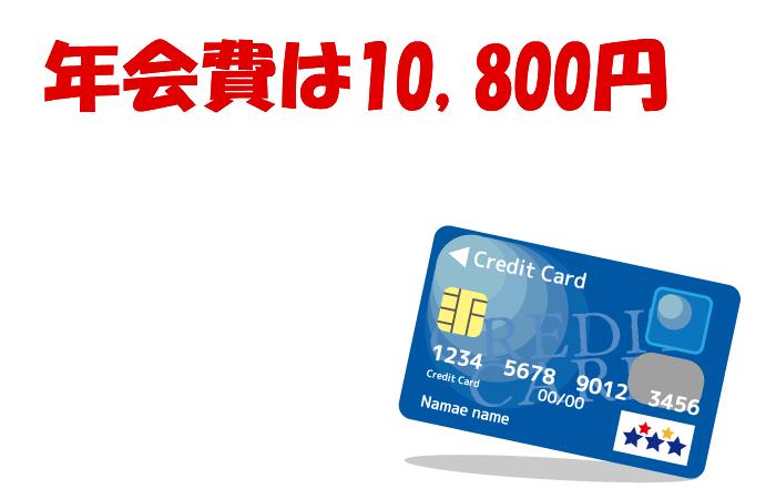 JAL・CLUB-Aカードの年会費