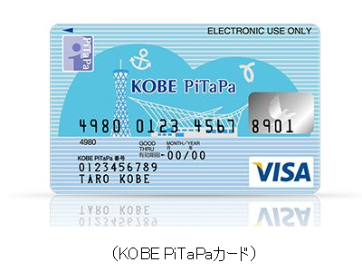 KOBE PiTaPaカード