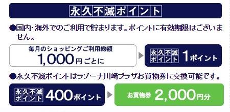 ラゾーナ川崎プラザカード・セゾン