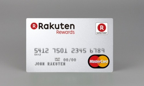 Rakuten Rewards MasterCard