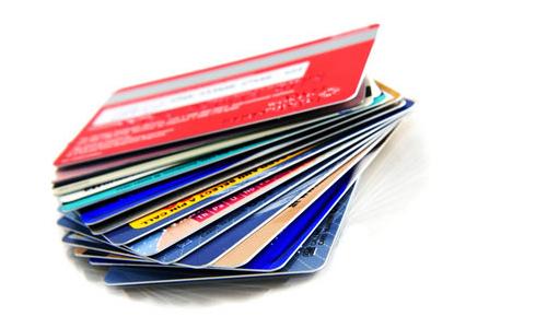 クレジットカードの取扱高